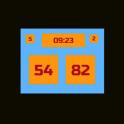 Court Scoreboard