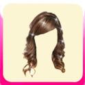 Hair style changer women salon