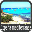 Spain Mediterranean GPS Map Mavigator