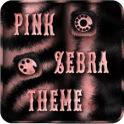 TSF NEXT NOVA PINK ZEBRA THEME