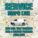 Home Service Maps Live