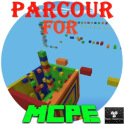 Parkour Map For MineCraft PE