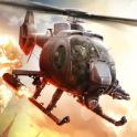 हेलीकाप्टर हवाई लड़ाई 3 डी