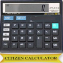 Citizen Calculator 2019