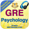 GRE Psychology Exam Review 22Topics, 2000 Quizzes