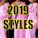 African Lace Fashion & Style 2019