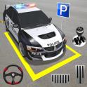 Modern Police Parking- Car Driving Games