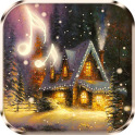 Snowfalling Live Wallpaper