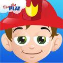 Pompier école Toddler gratuit