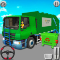 Offroad Garbage Truck Simulator Trash Driver Games