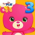 3 Juegos Baby Bear Grado