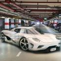 Aparcamiento Super Car