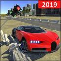 Ultimate City Car Crash 2019: Driving Simulator