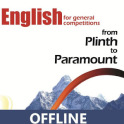 English for General Competitions - OFFLINE