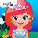 Mermaid Princess Pre K Games