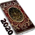 Gold Clock 2020