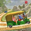 Mountain Auto Tuk Tuk Rickshaw : New Games 2020