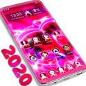 New 3D Love Launcher 2020
