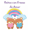 Teddy bears with love phrases ❤️