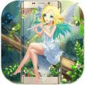 Anime Fairy Princess Girls