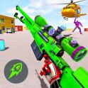 Juegos de disparos robot fps - juego terrorista