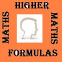 Higher Maths Formulas