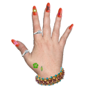 Nail Decoration for Kids
