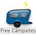 Free Campsites