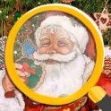 Finde d Unterschiede Weihnacht