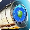Amharic Flashlight and Compass