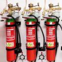 FM-200 DESIGN FIRE SUPPRESSION