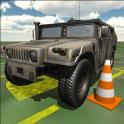 Humvee Car Simulation