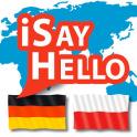 iSayHello Deutsch - Polnisch