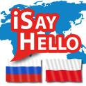 iSayHello Russian - Polish