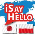 iSayHello Japanisch - Polnisch