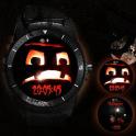 Halloween Pumpkin watch face