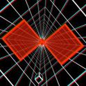 Extreme chute de cube 3D