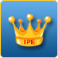 Ipe editor page size