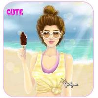 Cute girly_m 2020