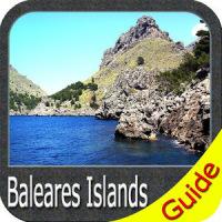 Islas Baleares GPS Map Navigator