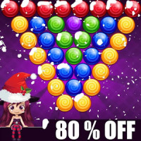 Candy Bubble Shooter 2019