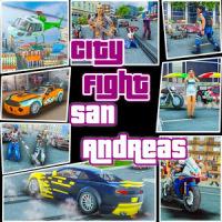 City Fight San Andreas