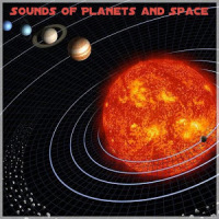 Sounds of Planets and Space