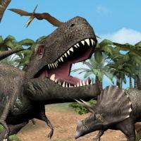 살아있다-3D공룡