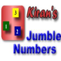 Jumble Numbers