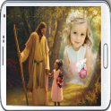 Jesus Photo frame