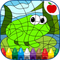 Color By Numbers - Art Game for Kids and Adults