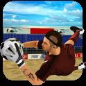 Fußball Strand Clash