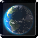 3D Earth Live Wallpaper PRO HD