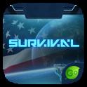 Survival GO Keyboard Theme